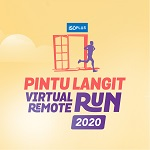 Pintu Langit Virtual Remote Run Logo