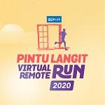 Pintu Langit Virtual Remote Run Logo
