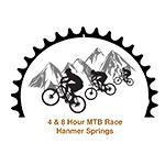 Hanmer 4 and 8 Hour Mountain Bike Race Logo