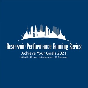 Reservoir Performance Running Series Logo