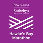 New Zealand Sotheby's International Realty Hawkes Bay Marathon Logo