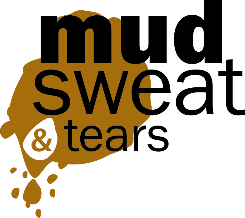 OneStaff Mud Sweat and Tears Challenge Logo