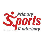 Canterbury Primary and CAIM Schools Cross Country Logo