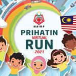 MAIWP Prihain Virtual Run Logo