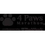 4 Paws Marathon Logo