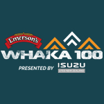 Emerson's Whaka 100 presented by Isuzu Logo