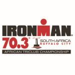 IRONMAN 70.3 South Africa Logo