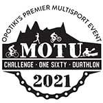 Opotiki Motu Challenge Logo